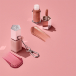 Fenty Beauty Lil Gloss Bombs Mini Lip Duo + Keychain Holder for Spring 2021