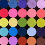 Terra Moons Matte Eyeshadow & Pressed Pigment Swatches (x30)
