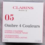 Clarins Jade (05) 4-Color Eyeshadow Palette