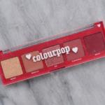 ColourPop SWAK 5-Pan Pressed Powder Palette