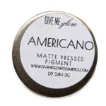 Give Me Glow Americano Matte Pressed Shadow