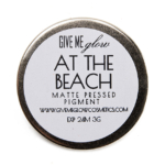 Give Me Glow At the Beach Matte Pressed Shadow