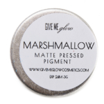 Give Me Glow Marshmallow Matte Pressed Shadow