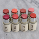 ILIA Multi-Stick & Color Haze Pigment Swatches (x12)