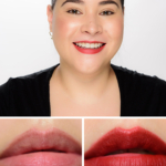 MAC Dubonnet Buzz Powder Kiss Lipstick