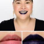 Make Up For Ever Brave Blue (222) Rouge Artist Lipstick (2020)