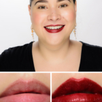 Make Up For Ever Cheerful Burgundy (418) Rouge Artist Lipstick (2020)