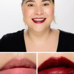 Make Up For Ever Mighty Maroon (420) Rouge Artist Lipstick (2020)