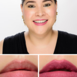 Make Up For Ever Poised Rosewood (166) Rouge Artist Lipstick (2020)