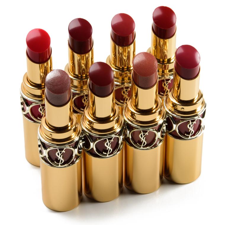 Best of YSL Rouge Volupte Lipsticks (Spring 2021)