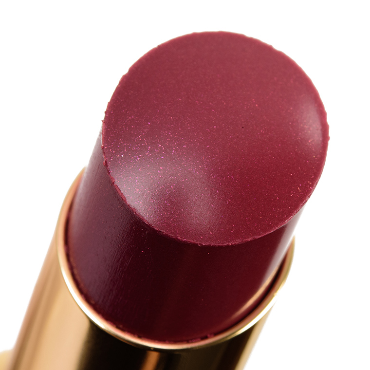 YSL Smoking Plum (48) Rouge Volupte Shine Oil-in-Stick