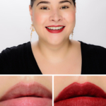 YSL Conflicting Crimson (27) Rouge Pur Couture The Slim Matte Lipstick