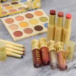 ColourPop Limoncello Collection Swatches