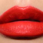 Laura Mercier Coral Vif Rouge Essentiel Silky Crème Lipstick