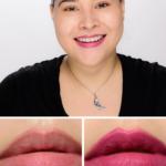 Laura Mercier Mauve Merveilleux Rouge Essentiel Silky Crème Lipstick