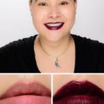 Laura Mercier Plum Noire Rouge Essentiel Silky Crème Lipstick