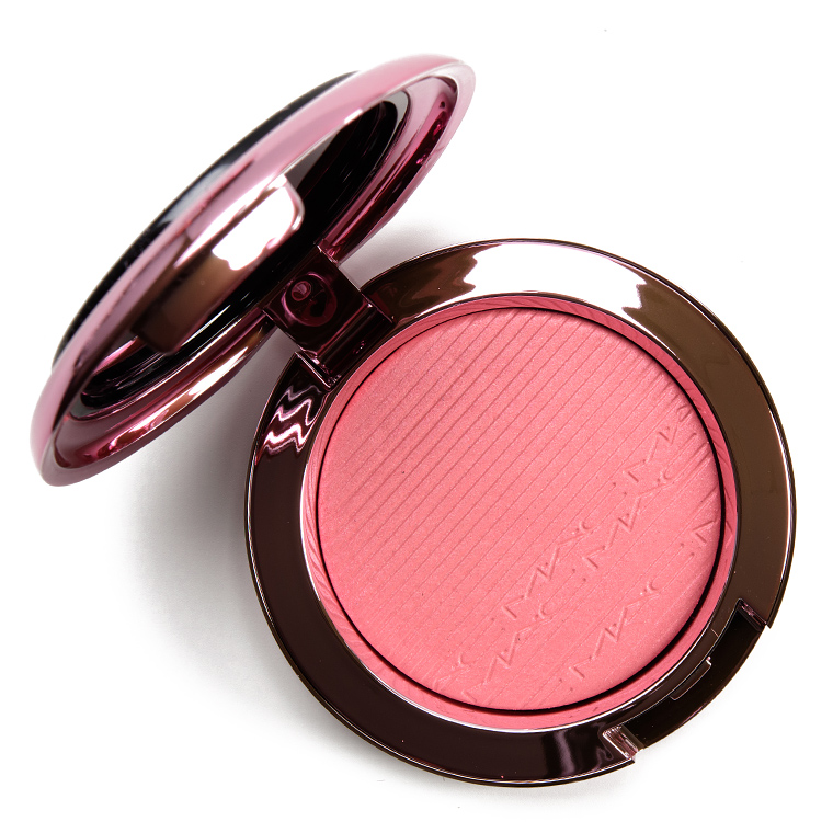 MAC Look Don\'t Touch Extra Dimension Blush