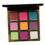 UOMA Beauty Queen to Be Black Magic Color Mini Palette