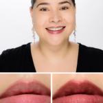 UOMA Beauty Sexual Chocolate Hypnotic Impact High-Shine Lipstick