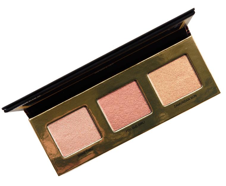 UOMA Beauty Zamunda Glow Up Highlighter Palette