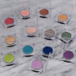 Urban Decay 24/7 Shadow Swatches