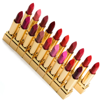 YSL Rouge Pur Couture Lipstick Swatches (x19)