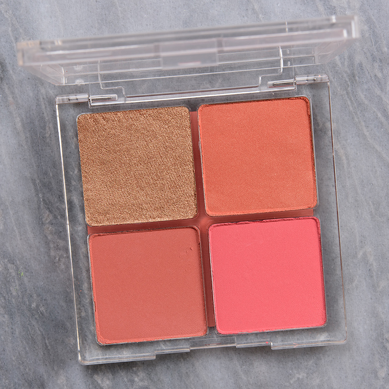 ColourPop Cookie Cluster Cheek Palette Review & Swatches