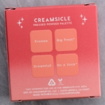 ColourPop Creamsicle Pressed Powder Shadow Quad