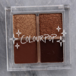 ColourPop Sparkler Pressed Powder Shadow Quad
