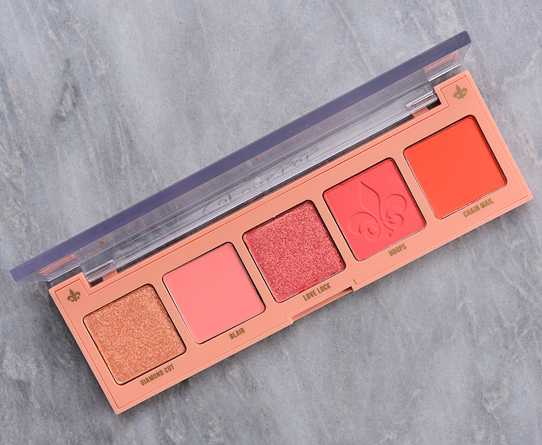 ColourPop Statement Piece Palette Review & Swatches
