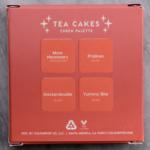 ColourPop Tea Cakes 4-Pan Cheek Palette