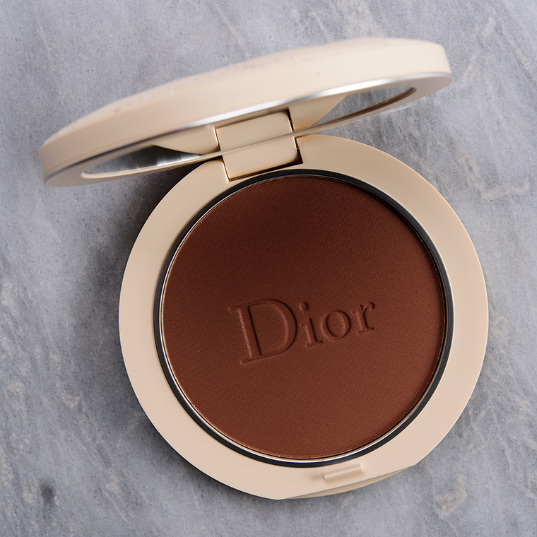Dior Deep Bronze Dior Forever Natural Bronze Review & Swatches