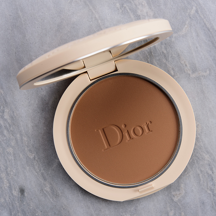 Dior Warm Bronze Dior Forever Natural Bronze Review & Swatches