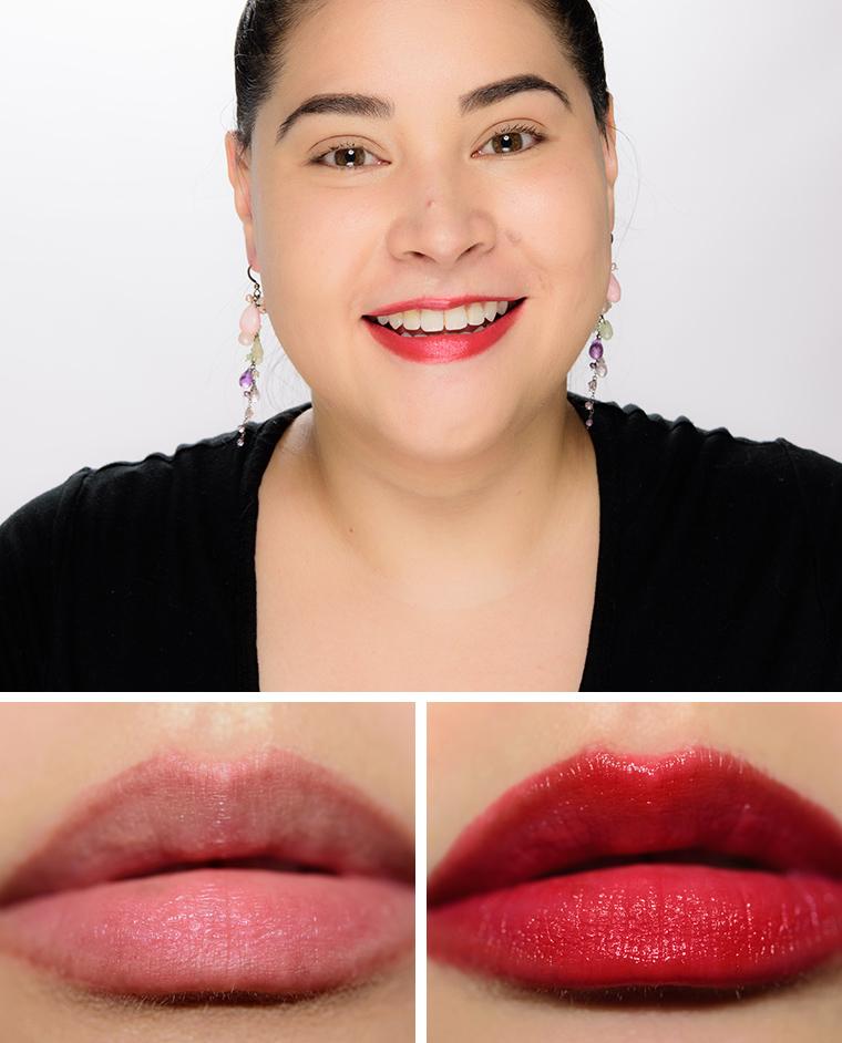Guerlain KissKiss Shine Bloom Lipstick 509 Wild Kiss 3.2g