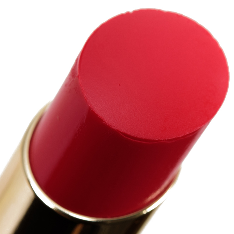 Guerlain Spring Rose (609) KissKiss Shine Bloom Lipstick Balm