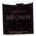 Huda Beauty Chocolate Brown Obsessions Eyeshadow Palette