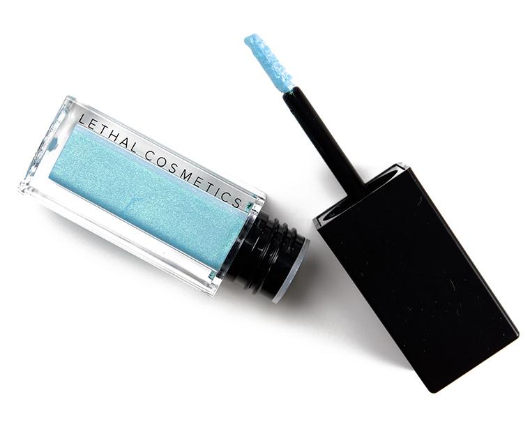 Lethal Cosmetics Deadlock Glitch Liquid Eyeshadow