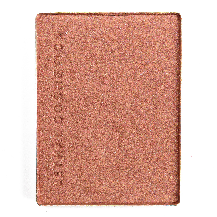 Lethal Cosmetics Flare Pressed Highlighter Review & Swatches