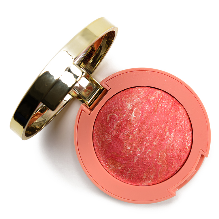 Milani Peach of Me Baked Blush