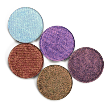 Terra Moons Spring 2021 Eyeshadows & Cosmic Chameleons Swatches