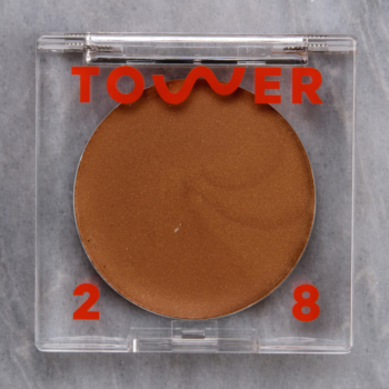 Tower 28 Bronzino Cream Bronzer Swatches