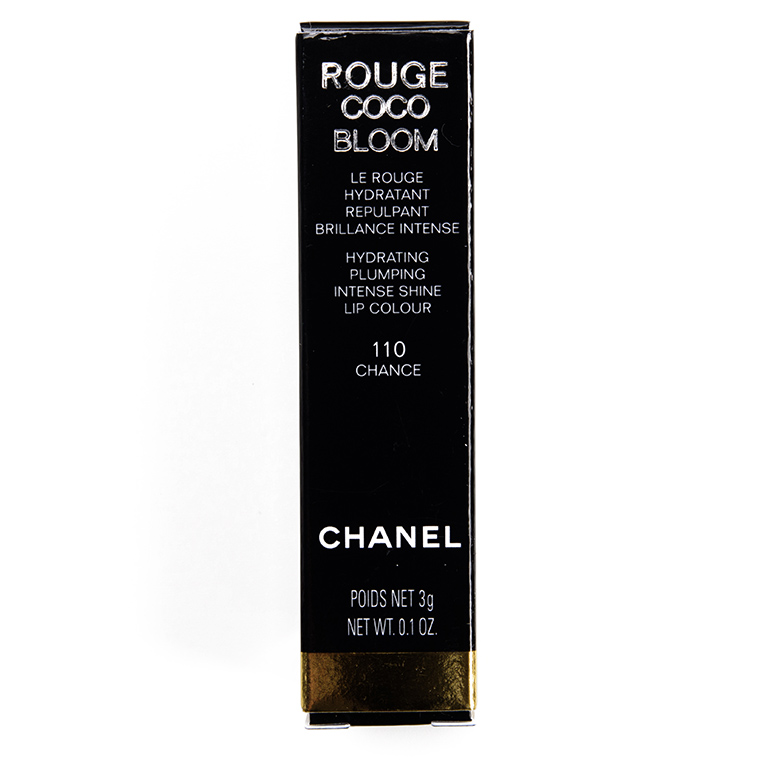 Chanel Rouge Coco Bloom Lip Colour