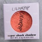 ColourPop Chirp Super Shock Shadow