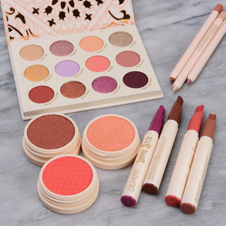ColourPop So Very Lovely Collection Swatches