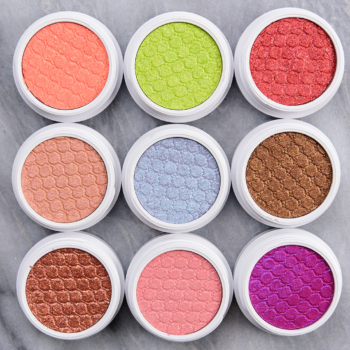 ColourPop Spring Fling Super Shock Shadow Swatches