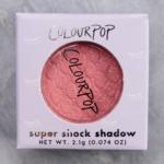 ColourPop Sweet Tea Super Shock Shadow