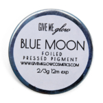 Give Me Glow Blue Moon Foiled Pressed Shadow
