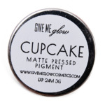 Give Me Glow Cupcake Matte Pressed Shadow