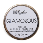 Give Me Glow Glamorous High Foiled Pressed Shadow