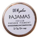 Give Me Glow Pajamas Foiled Pressed Shadow